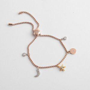 Michael Kors Simple Elastic Adjustable Bracelet